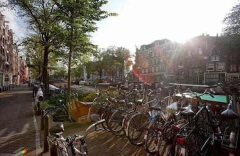Kota Bersepeda Yang Bersahabat