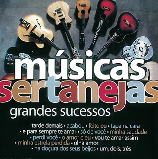 Músicas Sertanejas   Grandes Sucessos