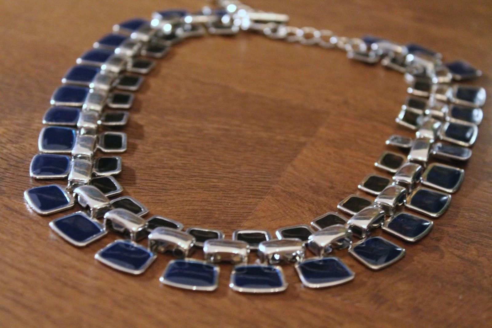 Random acts of kindness week with Debenhams - Ben de Lisi necklace