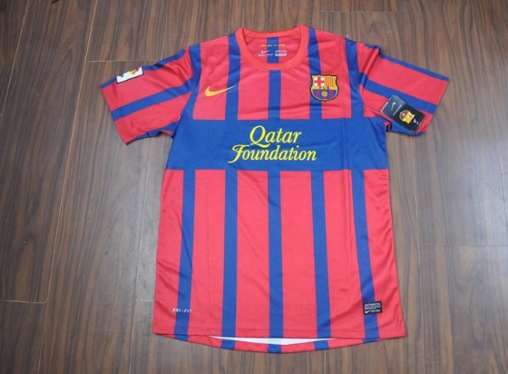 Jersey Barcelona Home 2014