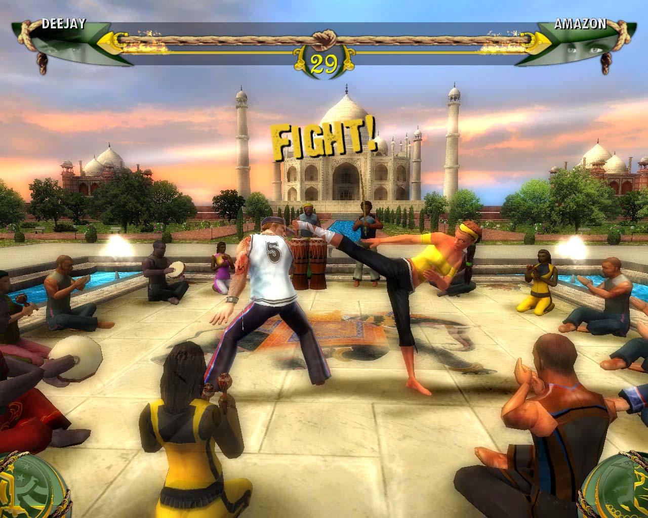 Martial-Arts-Capoeira-Gameplay-Screenshot-2