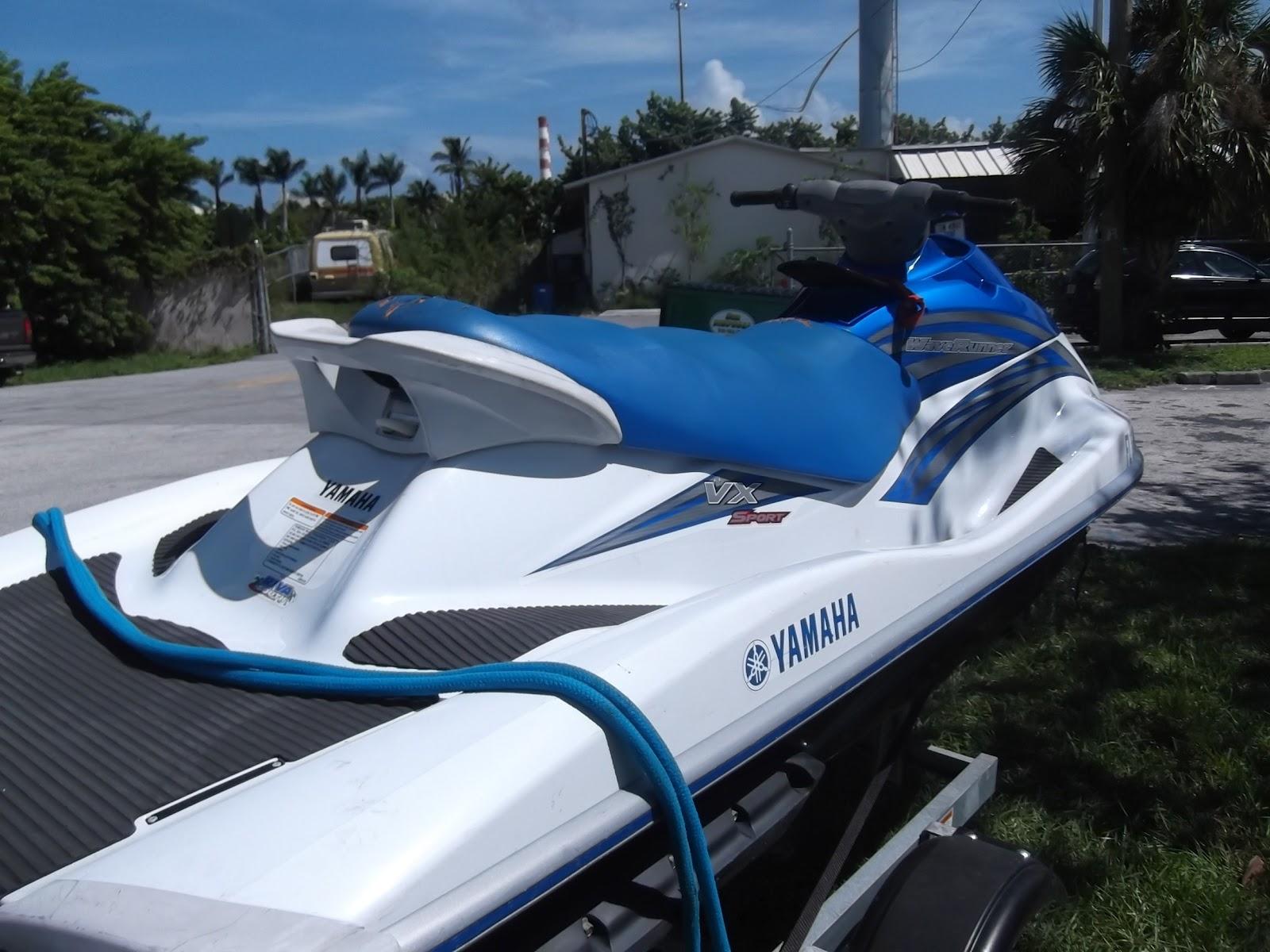 Love to sell your stuff jet ski for sale 2007 yamaha for Jet ski prices yamaha