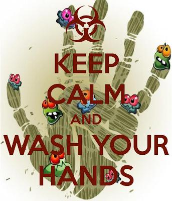 Cómo lavarnos las manos correctamente. Las manos limpias salvan vidas.