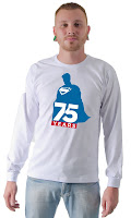 Camiseta Superman 75 Years