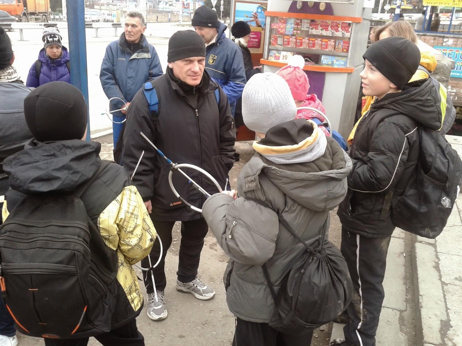 Чемпіонат України із радіо орієнтування. Радиопеленгация (охота на лис, ARDF) и спортивное ориентирование в Виннице и не только.