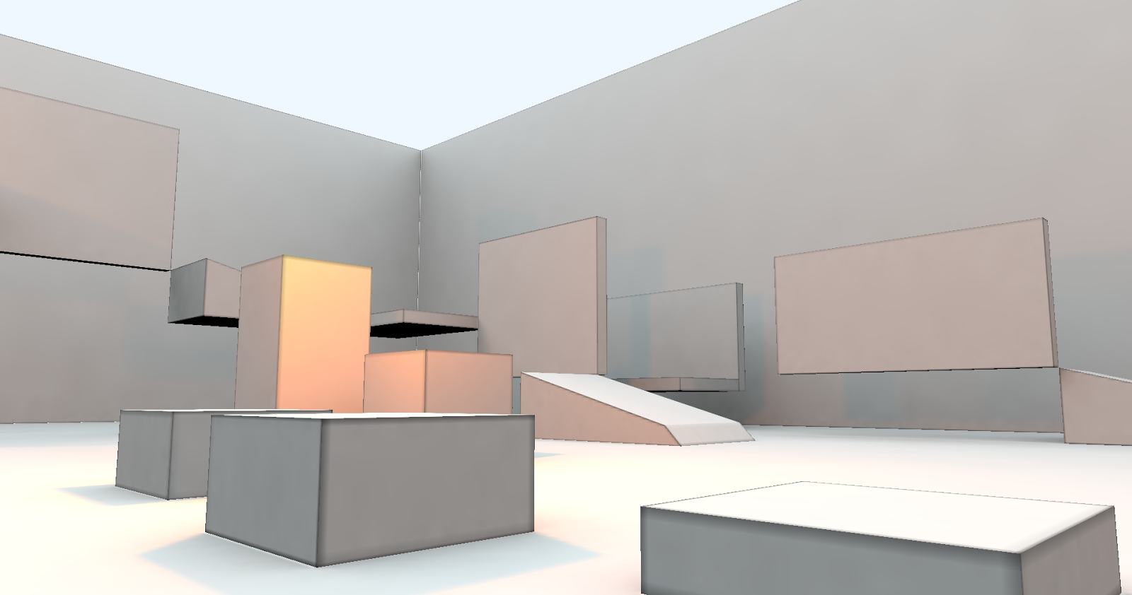 us load in maps from the hammer map editor and move with fps controls so prototyping has been going great so far and the game is already taking shape