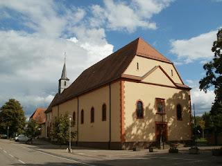 Pilgrimage Church Marienwallfahrtskirche