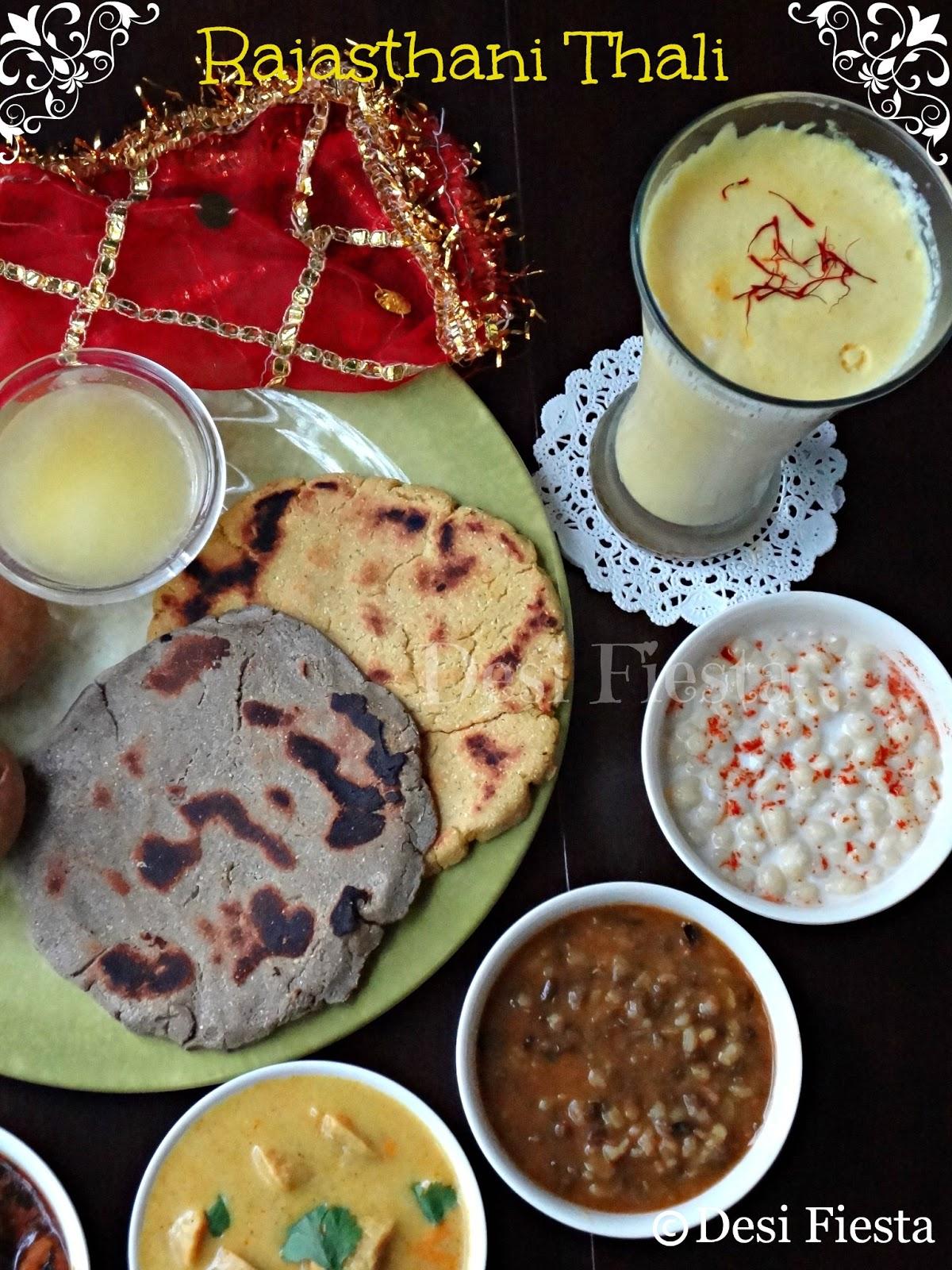 Rajasthani thali snc challange 10 desi fiesta forumfinder Choice Image