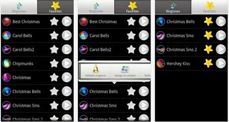 descarga Populares Tonos de Navidad gratis
