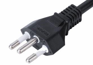 Norma NBR, plugue modelo 14136