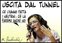 USCITA+DAL+TUNNEL ITALIA: ormai è chiaro. Ha perso la sua competitività. (Guest Post, da Leggere Assolutamente)