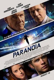 'Paranoia' movie poster