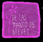 De las manos de Nieves