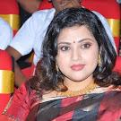 Meena in Silk Saree  Cute Photos