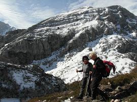Pasear por la montaña es bonito en cualquier estación del año