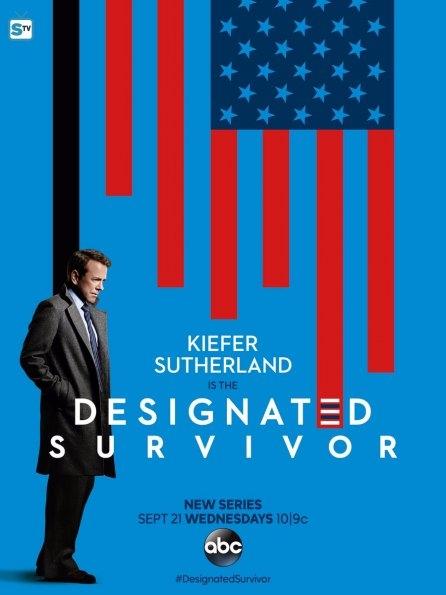 Tổng Thống Bất Đắc Dĩ - Designated Survivor First Season (2016)