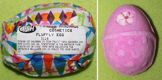 Fluffy Egg Lush