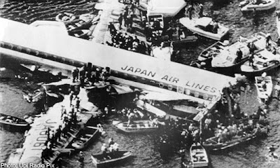 Japan Airlines Flight 123 – 1985