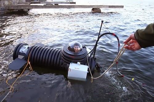 Koursk personnel, un exemple de sous-marin monoplace