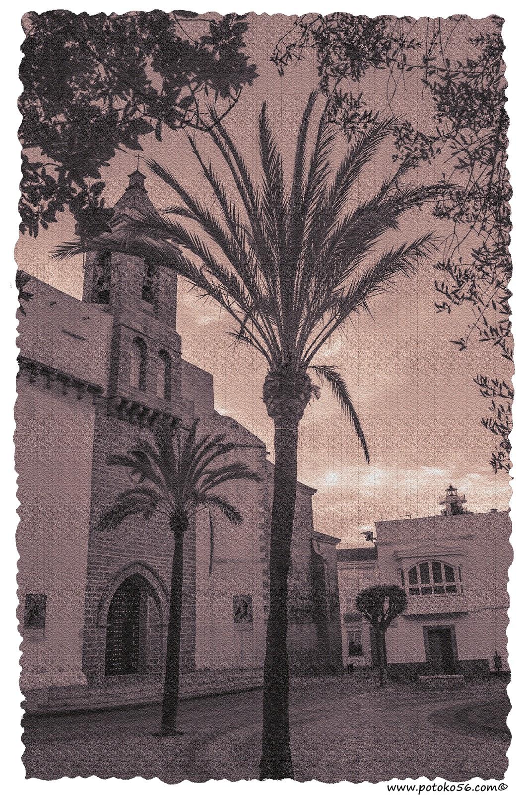 Parroquia de la O Plaza Bartolomé Perez Rota