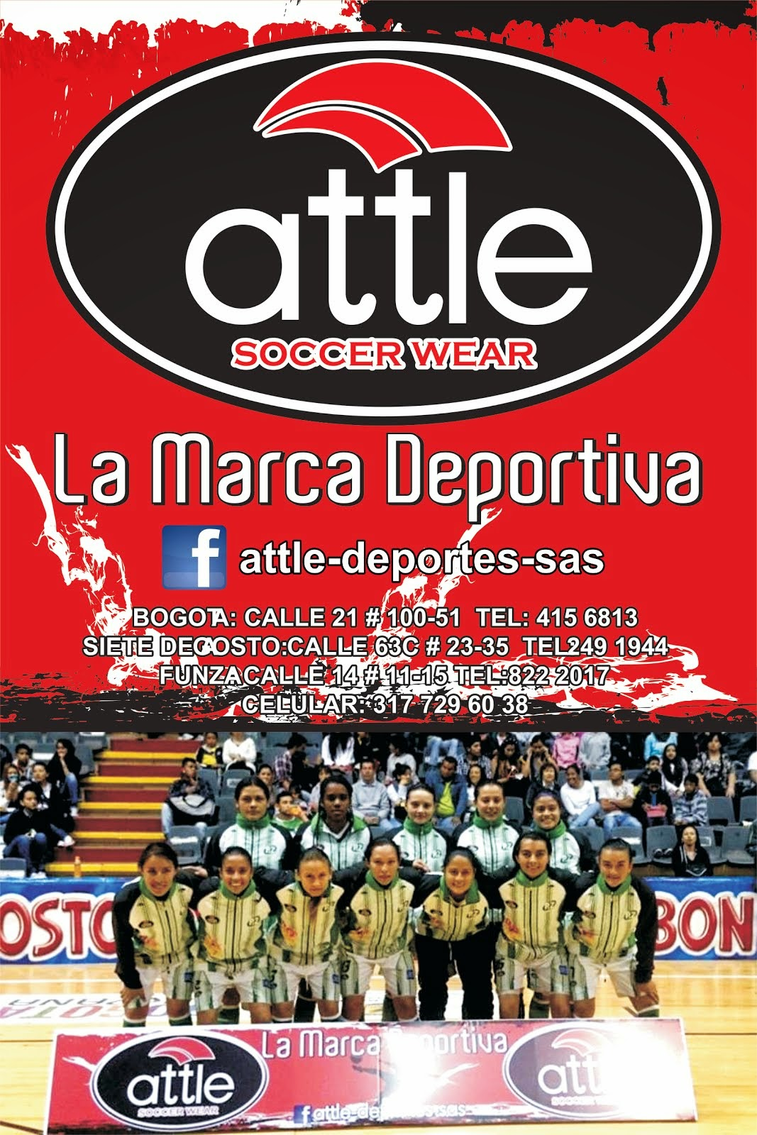 ATTLE DEPORTES.