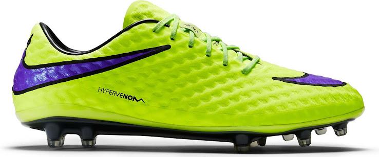 Nike Hypervenom Gelb / Lila