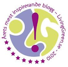 En av årets 15 gröna inspiratörer 2010