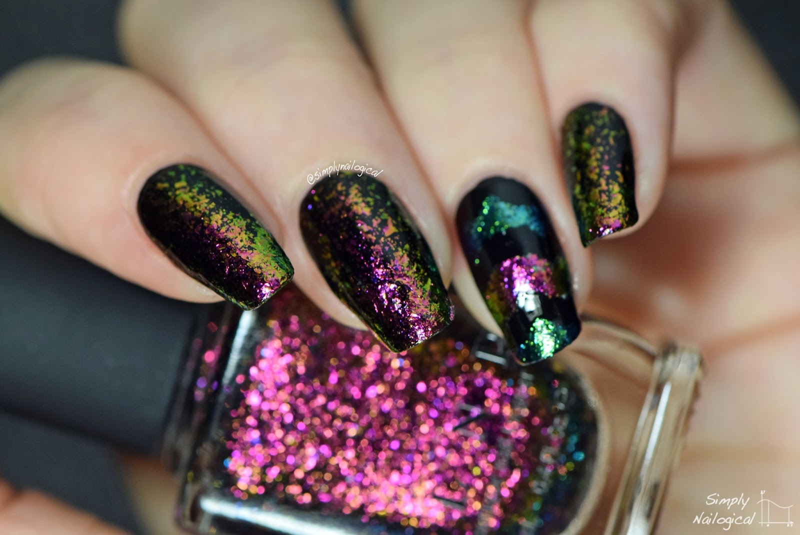 ILNP ultra-chrome Electric Carnival