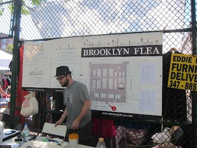Brooklyn flea Smorgasburg