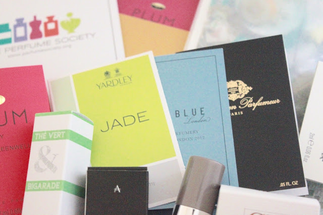 Latest in Beatuy & Perfume Society 'Little Treasures' Beauty Box