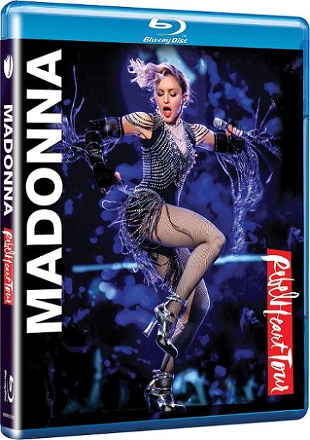 Madonna: Rebel Heart Tour (2017) m1080p BDRip 8.8GB mkv DTS 5.1 ch