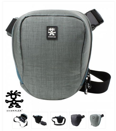 Crumpler Quick Escape 300 DSLR Camera Bag