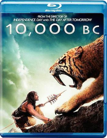 10000 BC (2008) Dual Audio [Hindi English] BRRip 480p 300mb