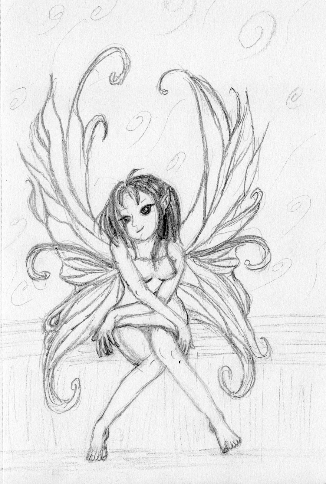 create to heal starting a little fairy