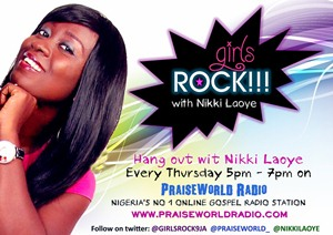 Girls Rock! With Nikki Laoye