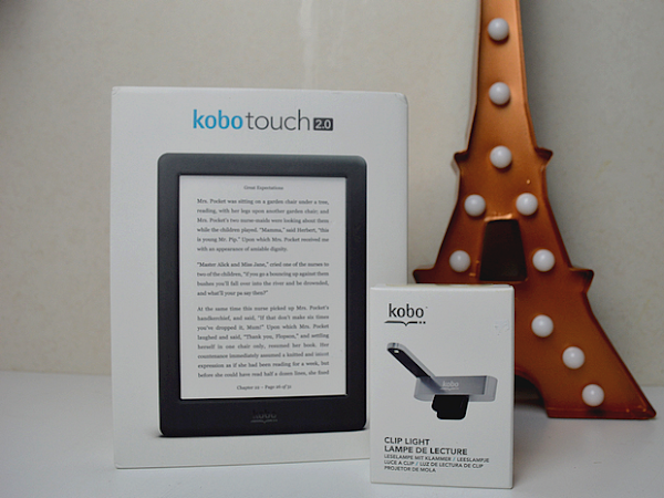 Kobo Touch 2.0 E-Reader | Review