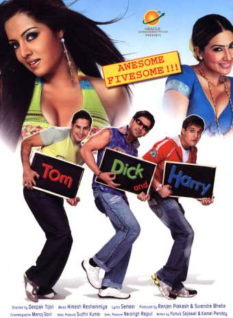 Tom Dick and Harry 2006 Hindi Full Movie Download
