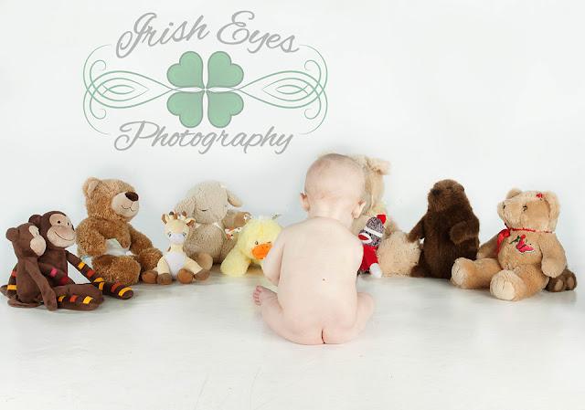 6 month old boy photo