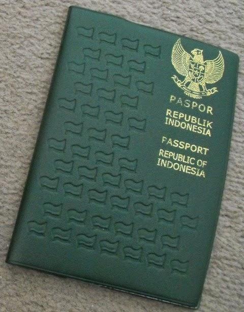 Pengertian Paspor (passport) Indonesia