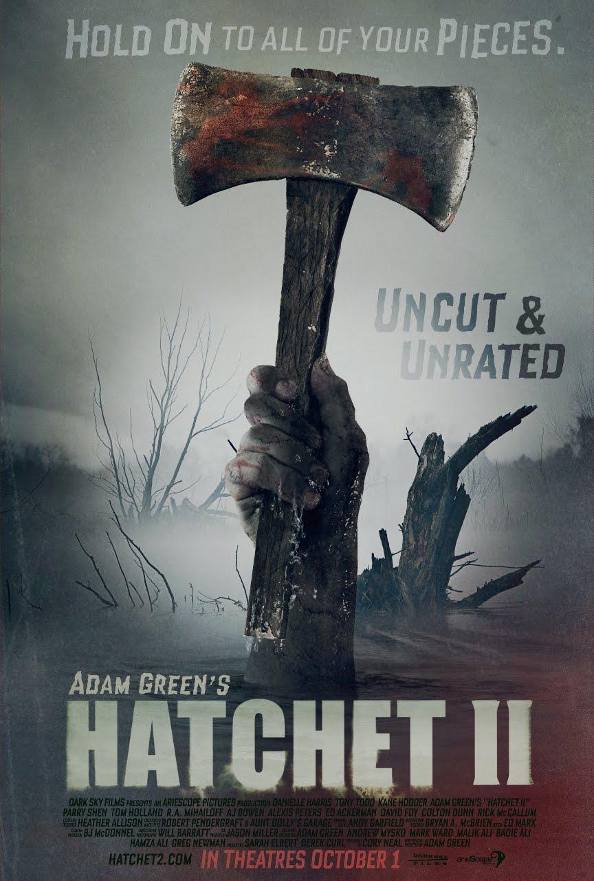 Ver Hatchet II (Hatchet 2) (2010) Online