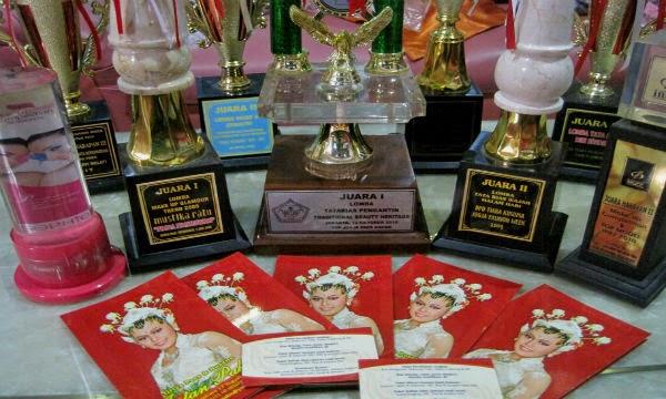 Penghargaan Griya paes Intan
