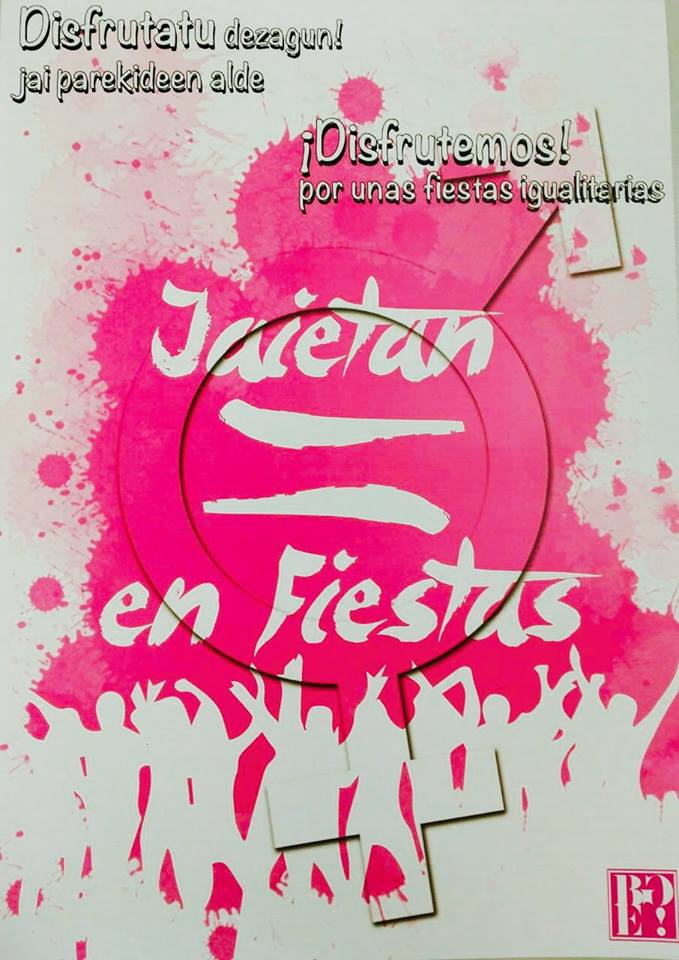Jaietan = en Fiestas