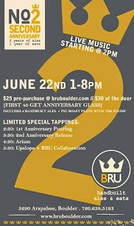 BRU 2nd Anniversary