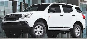 Paket Promo Mobil Isuzu SUV MU X Terbaru
