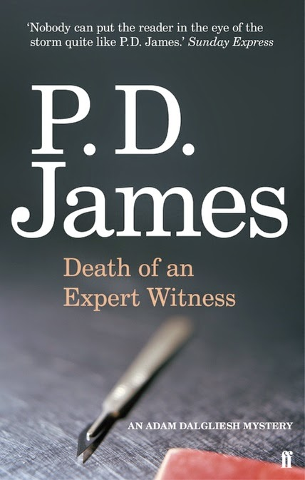 Death of an Expert Witness (Published in 1977) - Authored by PD James - A series of deaths