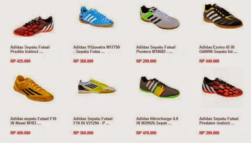 Sepatuwani Taterbaru Daftar Harga Sepatu Nike Futsal Images