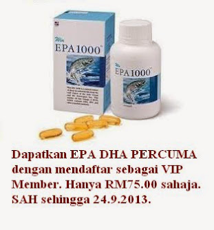 Promosi VIP Member