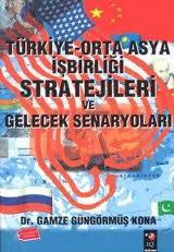 Kitap : Orta Asya ve Türkiye Üzerine Gelecek Senaryoları : İstanbul, 2002