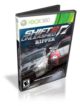 Download Need for Speed SHIFT 2: Unleashed Xbox 360 RF (Região Free) 2011