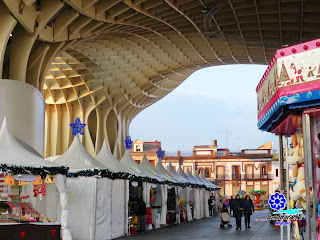 Sevilla - Navidad 2012 - Plaza de la Encarnación  02